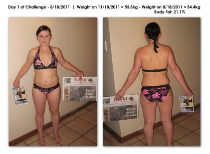 Day-1-of-Challenge - 18/8/2011