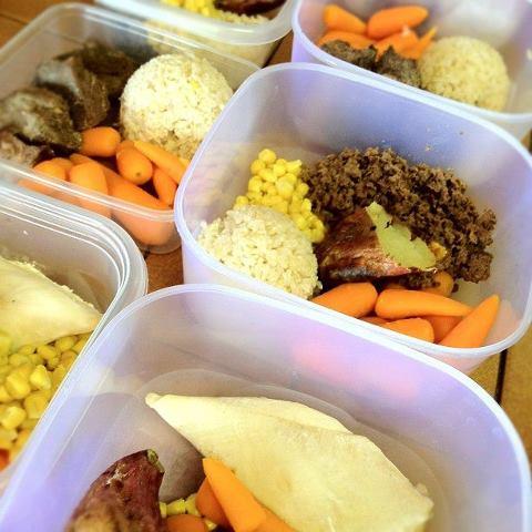 Food prep Sundays....