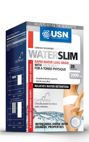 Rapid Water Loss Drink for a toned Physique