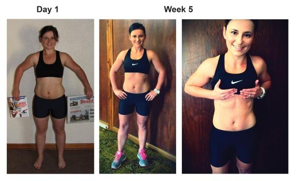 Day 1 - Week 5