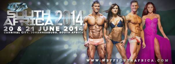WBFF South Africa