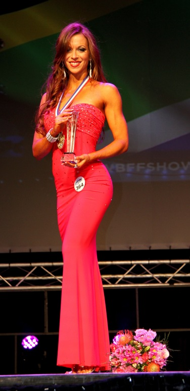 WBFF South Africa | lifestylechallenges